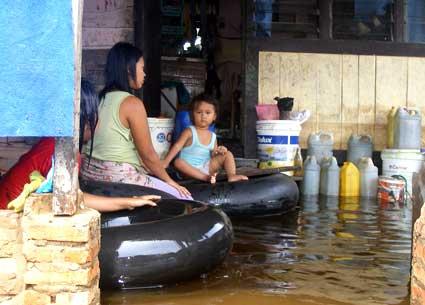 kebanjiran