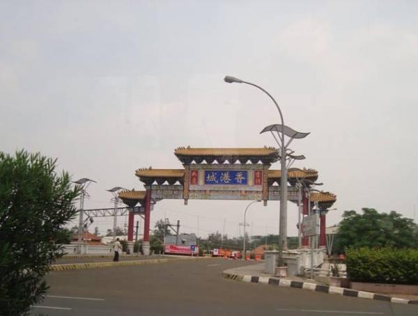 shanghai - jakarta