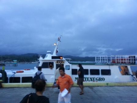 kapal menuju boracay