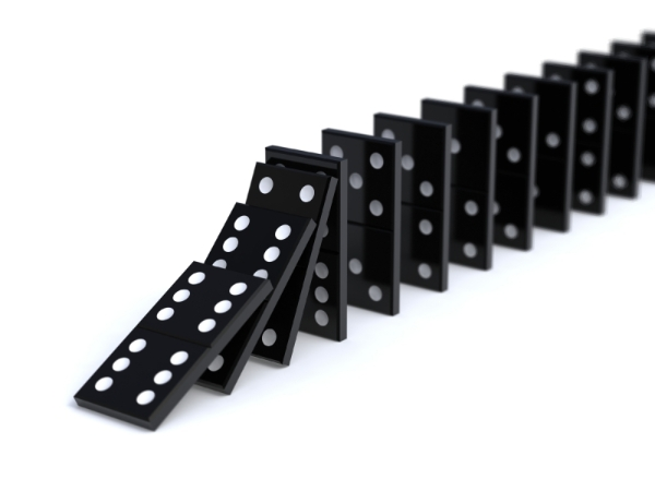 efek domino