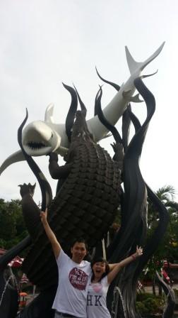 patung surabaya