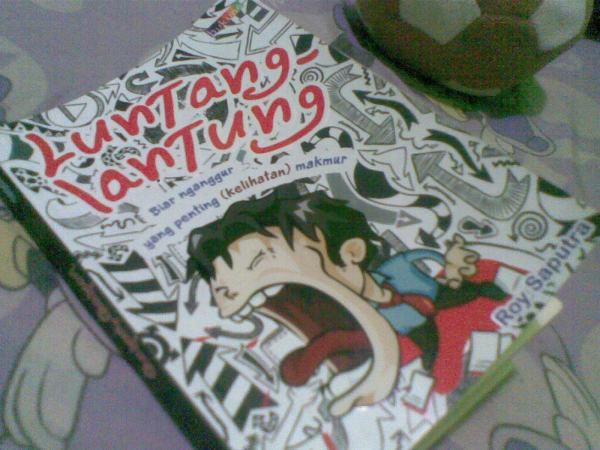 Luntang Lantung Book