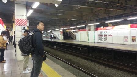 menuju kawaguchiko