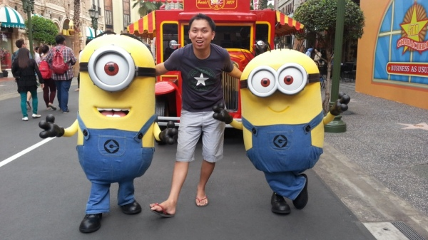 Me and Minions