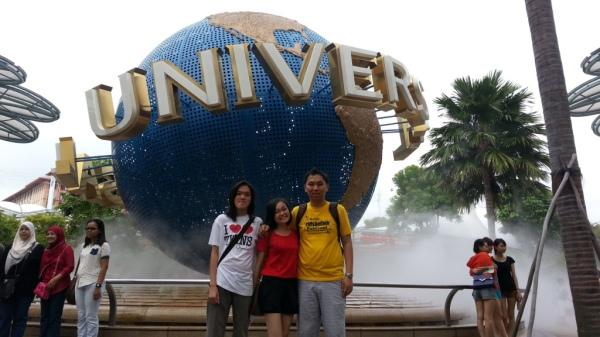 Universal Studio Singapore
