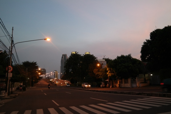 Jakarta magrib