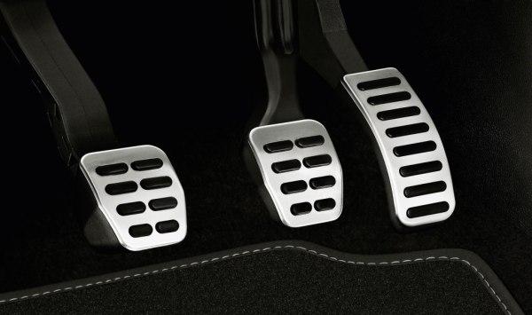 pedal rem