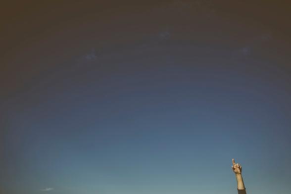 tunjuk langit